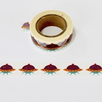 Spaceship Washi Tape - Out Of Stock