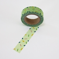 Sprinkle Washi Tape - Green