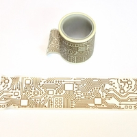 Switch Board Washi Tape