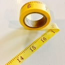 Tape Measure Washi Tape