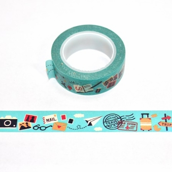 Travel Washi Tape - out of stock