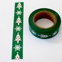 Tree Washi Tape - Vertical Design