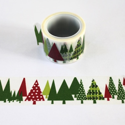 Tree Washi Tape - Wide - out of stock