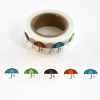 Umbrella Washi Tape