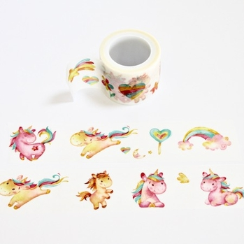 * Unicorn Washi Tape