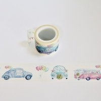 VW Washi tape