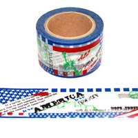 Wide America Washi Tape