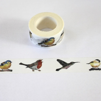 Wide Bird Washi Tape - out of stock