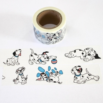 Wide Dalmation Washi Tape