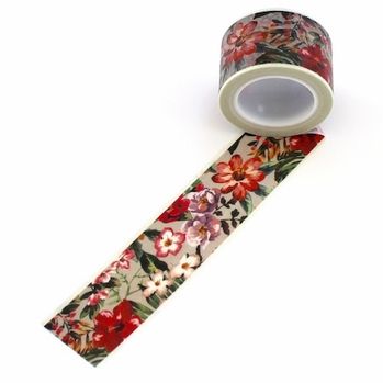 Flower Washi Tape - Wide - out of stock