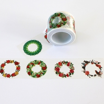 Wreath Washi Tape - Wide - out of stock