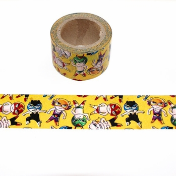 Wrestling Washi Tape