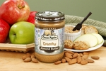 Roasted Crunchy Almond Butter (1 Pound Jar)