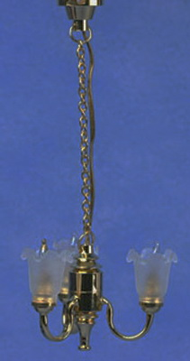 3 light tulip chandelier br mh734 aloadofball Image collections