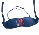 Monogrammed Bandeau Bathing Suit Top - Patriotic Style