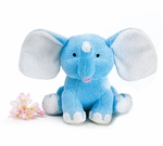 Monogrammed Elephant - Cute Personalized Baby Gifts