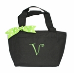 Monogrammed Insulated Lunch Tote Bag