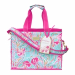 Monogrammed Lilly Pulitzer Insulated Cooler - Jellies Be Jammin