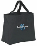 Monogrammed Personalized Tote Bag