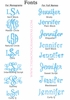 Monogrammed Plush Shower Wraps - Personalized Free