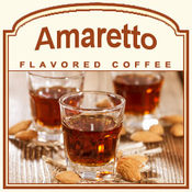 Amaretto Flavored Coffee (1lb bag)
