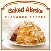 Baked Alaska Flavored Coffee (1/2lb bag)