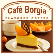 Cafe Borgia Flavored Coffee (5lb bag)