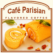 Cafe Parisian Flavored Coffee (1/2lb bag)