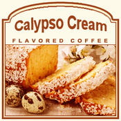 Calypso Cream Flavored Coffee (1/2lb bag)