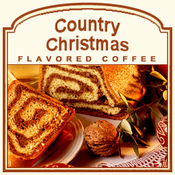 Country Christmas Flavored Coffee (1/2lb bag)