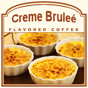 Creme Brulee Flavored Coffee (1/2lb bag)