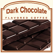Dark Chocolate Flavored Coffee (1lb bag)