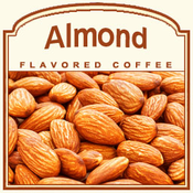 Decaf Almond Flavored Coffee (1/2lb bag)