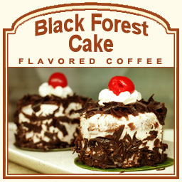 Black Forest Coffee Bean Calories