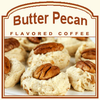 Decaf Butter Pecan Flavored Coffee (1lb bag)