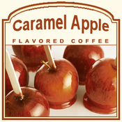 Decaf Caramel Apple Flavored Coffee (1/2lb bag)