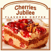 Decaf Cherries Jubilee Flavored Coffee (1/2lb bag)