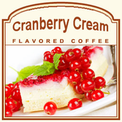 Decaf Cranberry Cream Flavored Coffee (1/2lb bag)