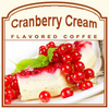 Decaf Cranberry Cream Flavored Coffee (5lb bag)