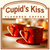 Decaf Cupid's Kiss Flavored Coffee (1/2lb bag)