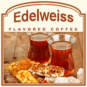 Decaf Edelweiss Flavored Coffee (1/2lb bag)