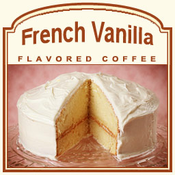 Decaf French Vanilla Flavored Coffee (1/2lb bag)