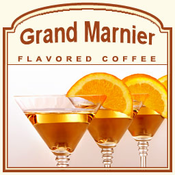 Decaf Grand Marnier Flavored Coffee (1/2lb bag)