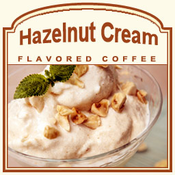 Decaf Hazelnut Cream Flavored Coffee (5lb bag)