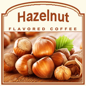 Decaf Hazelnut Flavored Coffee (1/2lb bag)