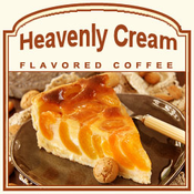 Decaf Heavenly Cream Flavored Coffee (1/2lb bag)