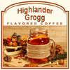 Decaf Highlander Grogg Flavored Coffee (1lb bag)