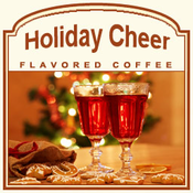 Decaf Holiday Cheer Flavored Coffee (1/2lb bag)
