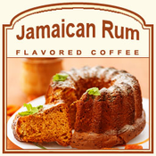 Decaf Jamaican Rum Flavored Coffee (5lb bag)