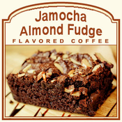 Decaf Jamocha Almond Fudge Flavored Coffee (1/2lb bag)